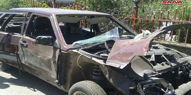 В Сувейде в результате террористического обстрела 2 жителя погибли и 3 пострадали