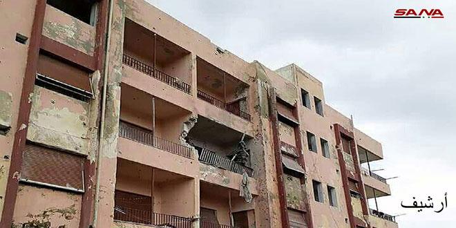 Террористы продолжают обстрелы жителей города Дараа и провинции Кунейтра