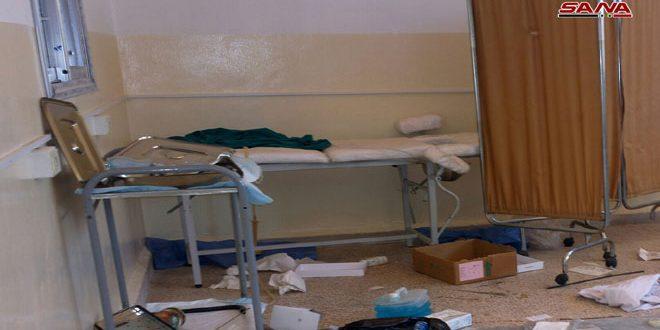 В Набаа Ас-Сахр провинции Кунейтра обнаружен полевой госпиталь террористов