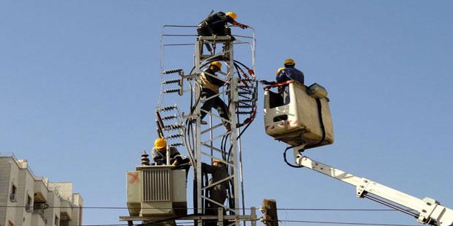 Ущерб энергосектору провинции Дараа составил 3 миллиарда сирийских фунтов