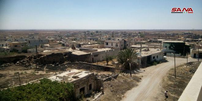 Вернувшиеся в провинцию Дараа вынужденные переселенцы просят поскорее восстановить инфраструктуру и дороги
