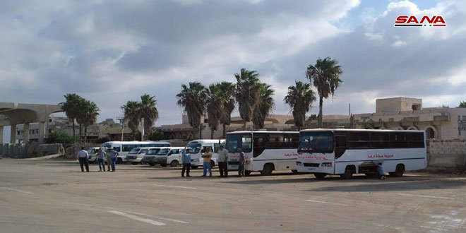 Достигнута договорённость о возвращении переселенцев из Иордании в Сирию через КПП «Насиб»