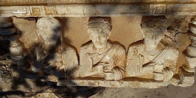 В провинции Хомс предотвращена попытка контрабанды артефактов