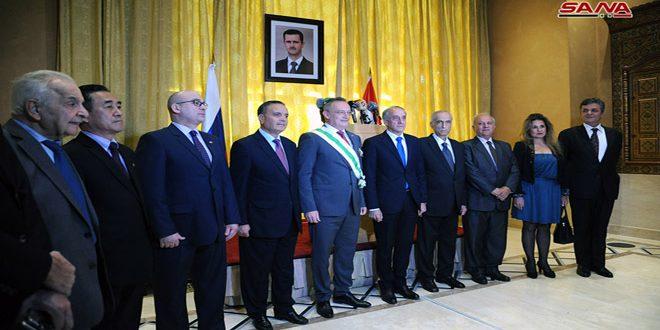 Кинщак: Россия и Сирия одержат победу на дипломатической арене