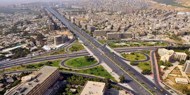 В Дамаске на Южной кольцевой автодороге совершен теракт