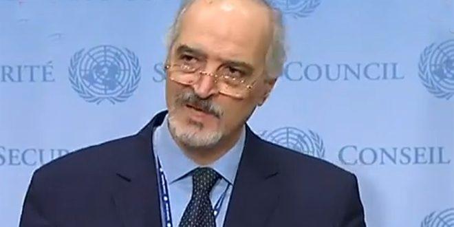 Аль-Джафари: Любые шаги США по отношению к сирийским Голанам – незаконны