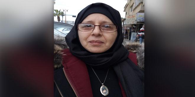 Мать павшего военнослужащего: Чтобы спокойно и достойно жить в стране, необходимо ликвидировать терроризм