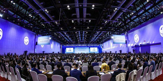 В Пекине при участии САР начал работу второй форум «Один пояс — один путь»