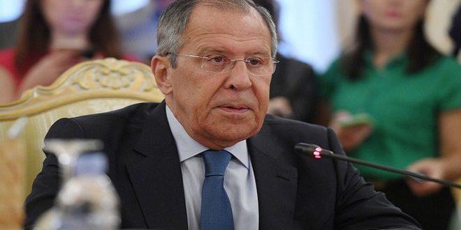 Лавров: Россия поддерживает Сирийскую армию в ее борьбе против терроризма