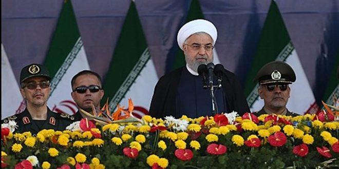 Роухани: Иран поддерживает сирийский и иракский народы в искоренении терроризма