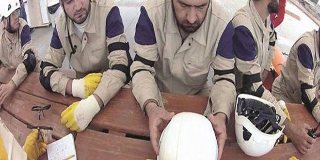 «Белые каски» распространяют в мире дезинформацию о Сирии