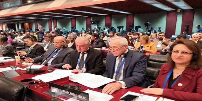 В Сербии продолжается работа 141-й ассамблеи Межпарламентского союза
