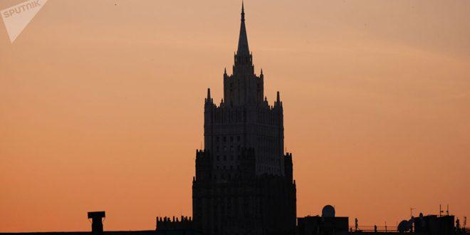 МИД РФ: Незаконное иностранное военное присутствие в Сирии угрожает распространением ДАИШ