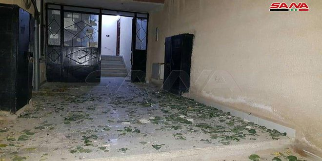 Губернатор провинции Дамаск: Пострадавшим будет оказана необходимая помощь