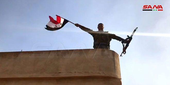 Сирия сформировала сильную ось сопротивления в регионе