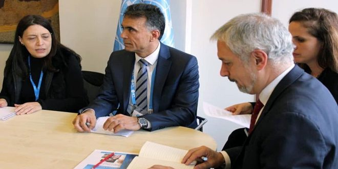 Сирия принимает участие в Генеральной конференции ЮНЕСКО, несмотря на попытку правительства Франции заблокировать въезд делегации САР