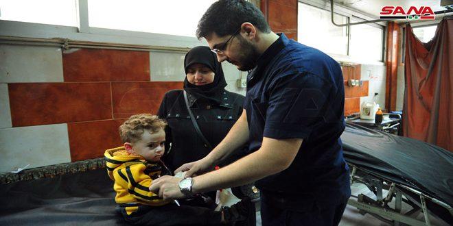 В больнице «Димашк» откроется новое отделение скорой помощи