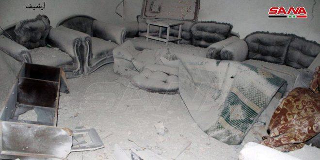 В Алеппо мирный житель погиб при террористическом обстреле, еще двое ранены