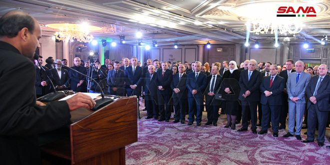Посольство Индии в Дамаске провело торжественный вечер в честь Дня Республики