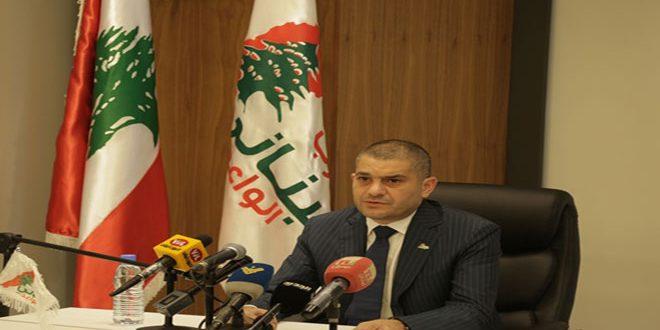 Ливанская партия: Сирия победит терроризм и его сторонников