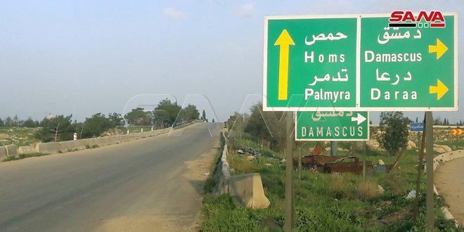 В Сирии вступило в силу решение о запрете на перемещение между провинциями