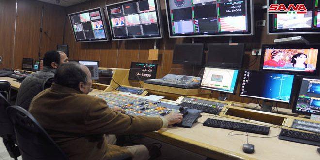Работники сирийских СМИ на переднем крае борьбы с COVID-19