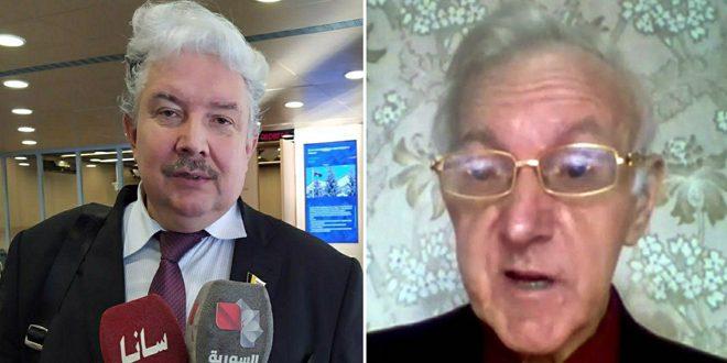 Российские эксперты осудили продление Евросоюзом санкций против Сирии