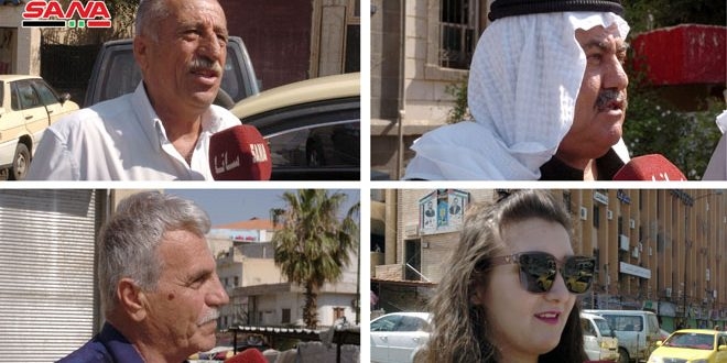 Сирийцы: Выборы в НС САР – это возможность выбрать достойных кандидатов, представителей народа