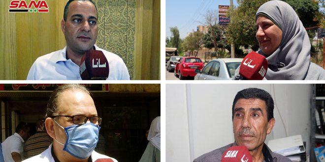 В провинциях Алеппо и Дараа рассказали какими качествами должны обладать будущие депутаты