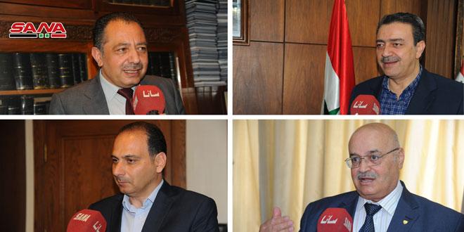 Сирийские адвокаты: «Закон Цезаря» является военным преступлением