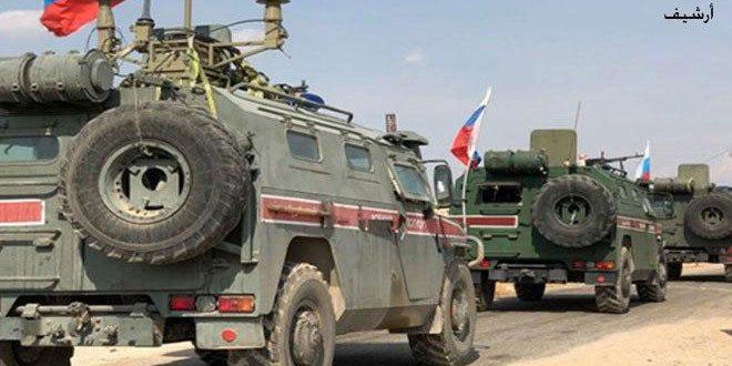 Трое российских военных ранены при срабатывании СВУ на маршруте патрулирования