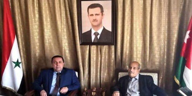 Иорданский Национальный фронт труда: Сирия изгонит оккупационные силы США и Турции со своей земли