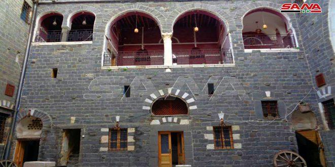 В Старом Хомсе начинают восстановление западной части древнего дворца Аз-Захрави