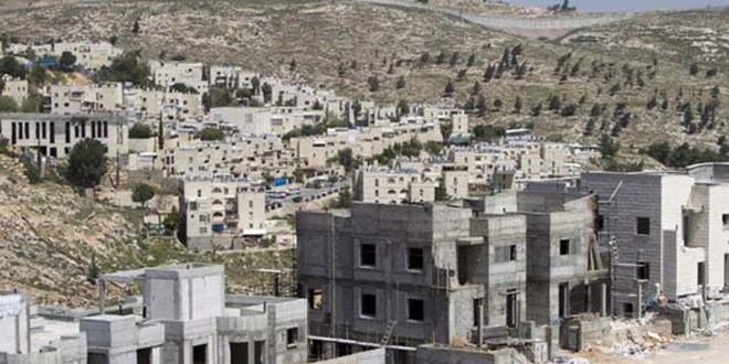 Оккупационные власти Израиля объявили о новом плане расширения еврейского поселения