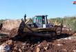 На западе провинции Хомс продолжают строительство и реконструкцию лесных дорог