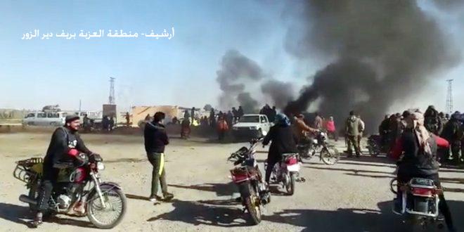 В провинции Дейр-эз-Зор получили ранения боевики группировок «Касад»