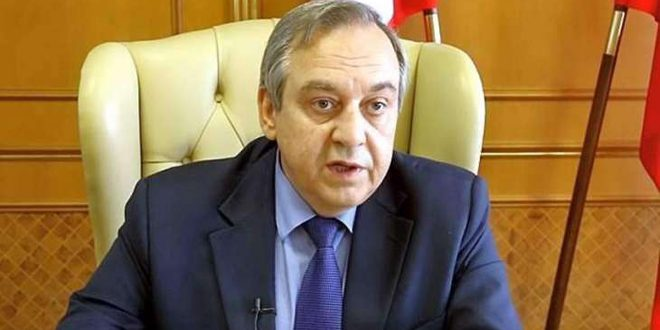 Вице-премьер Крыма: Торговое сотрудничество с Сирией развивается