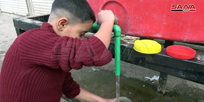 Турецкие оккупанты и их наемники-террористы седьмой день перекрывают подачу питьевой воды в Хасаке