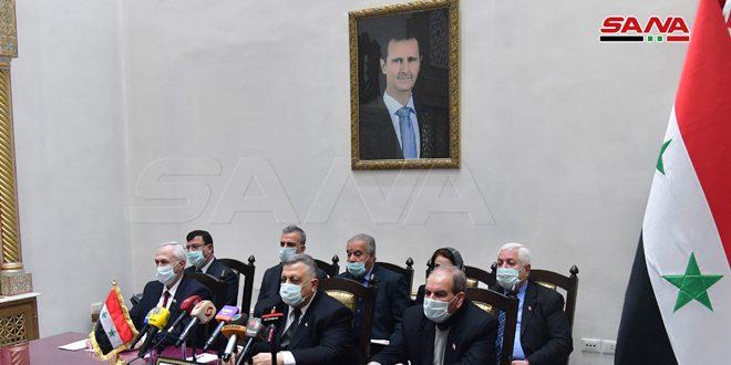 Состоялась Международная конференции парламентов государств, поддерживающих Палестину