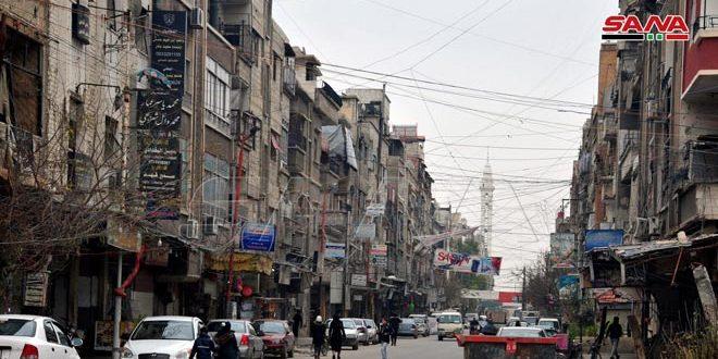 В Думе провинции Дамаск при взрыве оставленного террористами предмета пострадал ребенок