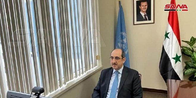 Ас-Саббаг: Западный французский проект резолюции направлен на создание предлогов для совершения агрессии против Сирии