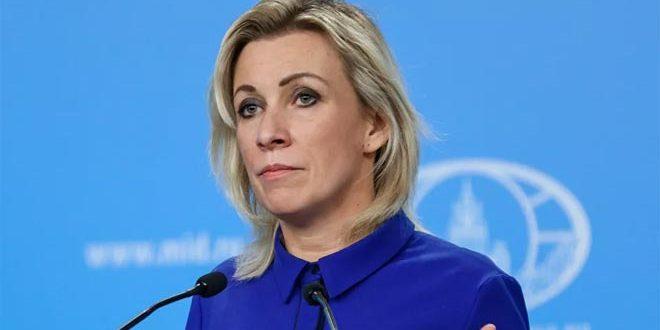 Захарова назвала доклад ОЗХО по Серакибу политически ангажированным