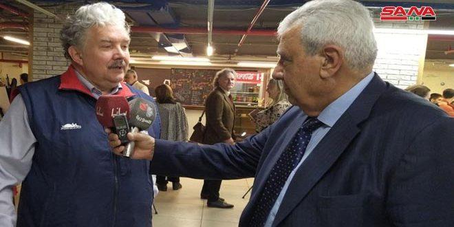 Бабурин: Президентские выборы — суверенное дело сирийского народа