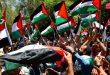 В Дамаске перед штаб-квартирой ООН прошел митинг в знак солидарности с палестинским народом
