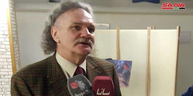 Российский журналист: Проведение президентских выборов — право сирийцев