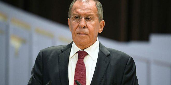 Лавров: Запад должен признать свою ответственность за ухудшение гуманитарной ситуации в Сирии