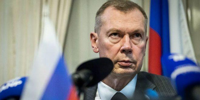 Шульгин: Сирия продолжает выполнять свои обязательства по Конвенции о запрещении химоружия