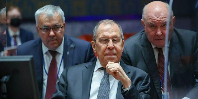 Лавров и Гутерреш обсудили ситуацию в Сирии, Ливии и Афганистане