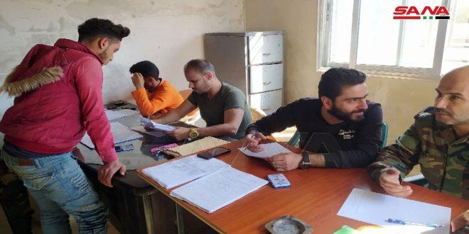 Новые населенные пункты в провинции Дараа присоединились к процессу урегулирования