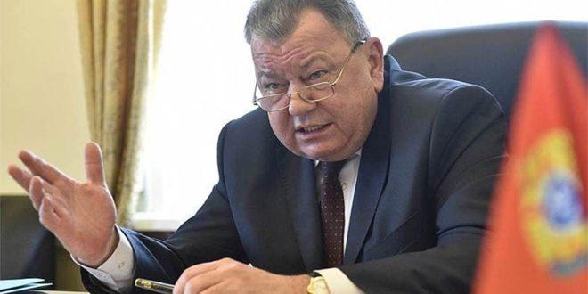 Сыромолотов: Россия не может смириться с продолжающимся присутствием террористов в Идлебе
